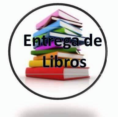 Resultado de imagen de ENTREGA LIBROS